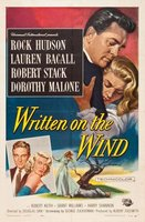 Written on the Wind movie poster (1956) picture MOV_f6bace30