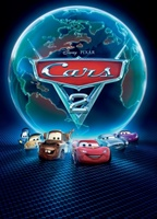 Cars 2 movie poster (2011) picture MOV_f6bdc237