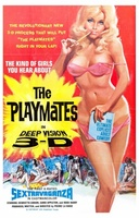 The Playmates in Deep Vision 3-D movie poster (1974) picture MOV_f6c12f44