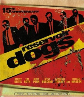 Reservoir Dogs movie poster (1992) poster MOV_f6c651e6