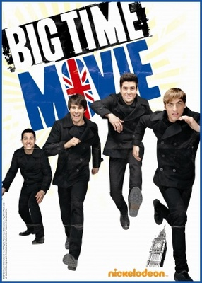 Big Time Movie movie poster (2012) poster MOV_f6c755d7