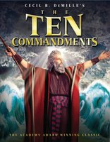 The Ten Commandments movie poster (1956) picture MOV_f6cb1f7d
