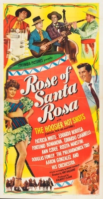Rose of Santa Rosa movie poster (1947) poster MOV_f6cc4a22