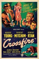 Crossfire movie poster (1947) picture MOV_f6d05a2a