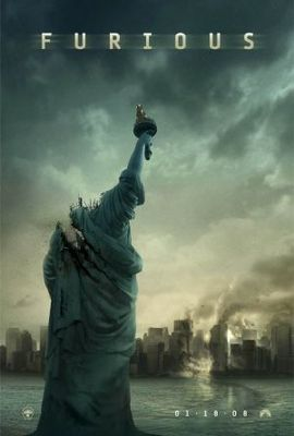Cloverfield movie poster (2008) poster MOV_f6d184b1