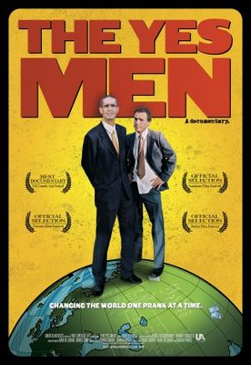 The Yes Men movie poster (2003) poster MOV_f6d3bc37