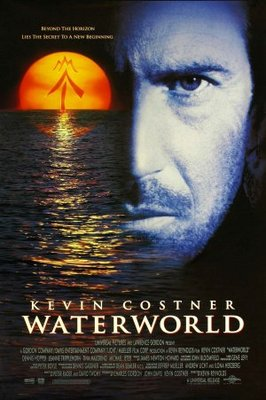 Waterworld movie poster (1995) poster MOV_f6d95593