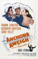 Anchors Aweigh movie poster (1945) picture MOV_f6dda53c