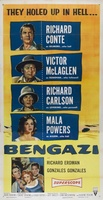 Bengazi movie poster (1955) picture MOV_f6ea04e3