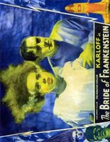 Bride of Frankenstein movie poster (1935) picture MOV_f6eb340a