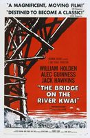 The Bridge on the River Kwai movie poster (1957) picture MOV_f6eb60a0