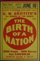 The Birth of a Nation movie poster (1915) picture MOV_f6f4fb9f