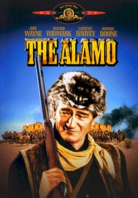The Alamo movie poster (1960) poster MOV_f6f92e72
