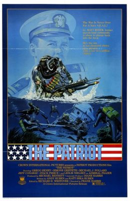 The Patriot movie poster (1986) poster MOV_f701d9c5
