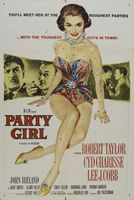 Party Girl movie poster (1958) picture MOV_f703aeca