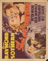 She's Got Everything movie poster (1937) picture MOV_f7042d5e