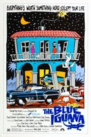The Blue Iguana movie poster (1988) picture MOV_f704b013