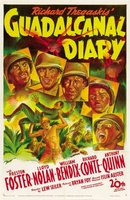 Guadalcanal Diary movie poster (1943) picture MOV_f706684b