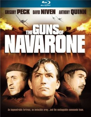 The Guns of Navarone movie poster (1961) poster MOV_f7074aec