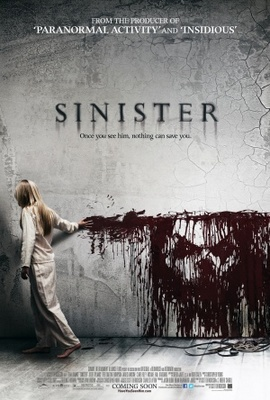 Sinister movie poster (2012) poster MOV_f70c2bdb