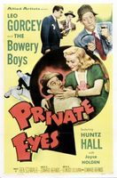 Private Eyes movie poster (1953) picture MOV_f70e2019