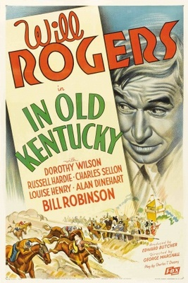 In Old Kentucky movie poster (1935) poster MOV_f7150878