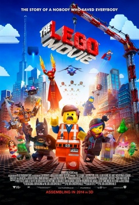 The Lego Movie movie poster (2014) poster MOV_f7169d97