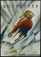 The Rocketeer movie poster (1991) picture MOV_f71cdae2