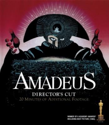 Amadeus movie poster (1984) poster MOV_f71e9d6e