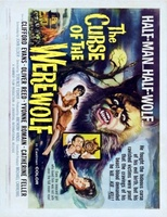 The Curse of the Werewolf movie poster (1961) picture MOV_f71f7dc2