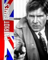 Patriot Games movie poster (1992) picture MOV_f7209789