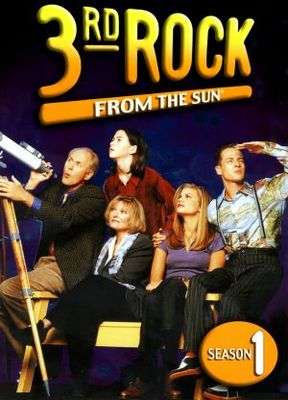 3rd Rock from the Sun movie poster (1996) poster MOV_f7265eba