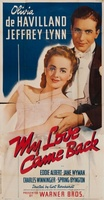 My Love Came Back movie poster (1940) picture MOV_f72ec41c