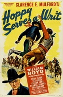 Hoppy Serves a Writ movie poster (1943) picture MOV_f733dd70