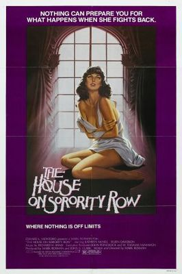 The House on Sorority Row movie poster (1983) poster MOV_f736fd9f