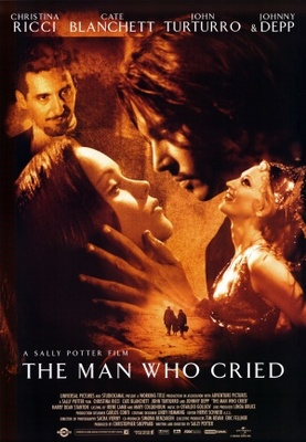 The Man Who Cried movie poster (2000) poster MOV_f73b2026