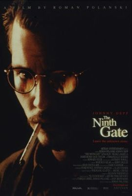 The Ninth Gate movie poster (1999) poster MOV_f73c3b79