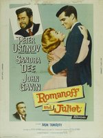Romanoff and Juliet movie poster (1961) picture MOV_f73fe42c