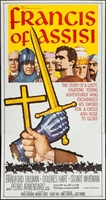 Francis of Assisi movie poster (1961) picture MOV_f741f446