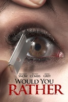 Would You Rather movie poster (2012) picture MOV_3d9e4669
