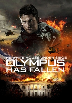 Olympus Has Fallen movie poster (2013) poster MOV_f7442497