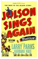 Jolson Sings Again movie poster (1949) picture MOV_f744a6e0