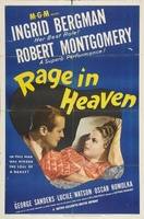 Rage in Heaven movie poster (1941) picture MOV_f7454545