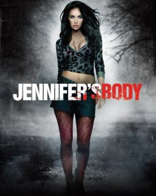 Jennifer's Body movie poster (2009) poster MOV_f74e446f