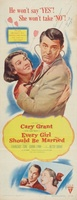 Every Girl Should Be Married movie poster (1948) picture MOV_f756da43