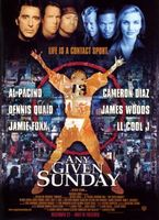 Any Given Sunday movie poster (1999) picture MOV_f75c6c21