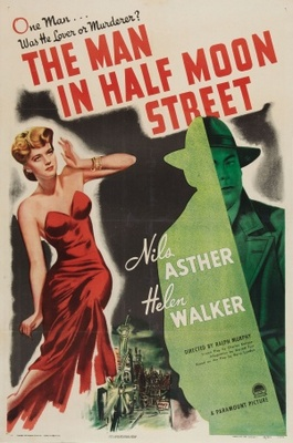 The Man in Half Moon Street movie poster (1945) poster MOV_f75d09e6