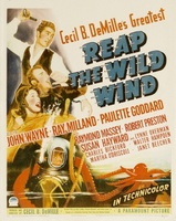 Reap the Wild Wind movie poster (1942) picture MOV_f75d234c
