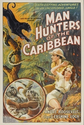 Beyond the Caribbean movie poster (1936) poster MOV_f75fcbce