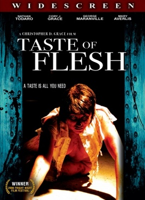 Taste of Flesh movie poster (2008) poster MOV_f762d2a1